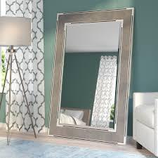 hampton brodbeck oversized wall mirror