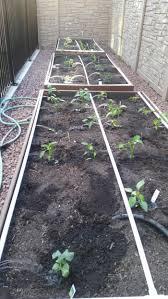 build trex raised bed garden