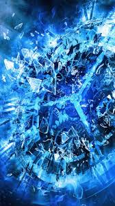 cool blue abstract wallpaper 44723