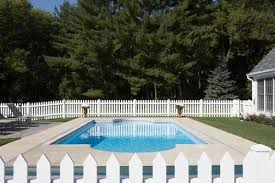 Fencing Options For Your Home S Backyard Pool