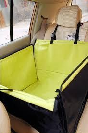 dog cat pet car seat protector cover