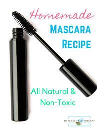 best diy natural mascara recipe