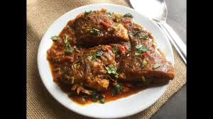 Bengali Fish Curry Recipe ...