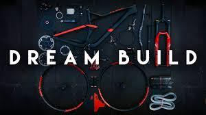 mountain bike dream build custom cube