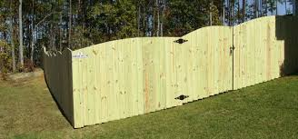 Can I Install A Fence On A Hilly Area Hurricane Fence