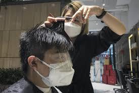 coronavirus china s hair salons and