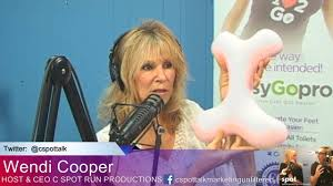 C SPOT TALK with Wendi Cooper - Paul Evans - YouTube