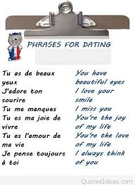 french love phrases him or her