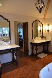 spanish colonial style bathroom
