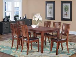 7 pc dining room set dinette table