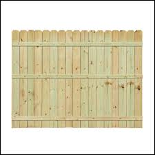 6 Foot Wood Fence Panels Dog Ear Fence Fence Panels Wood Fence