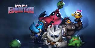 Download Angry Birds Evolution Mod Apk 2.7.1 (High Damage) For Android