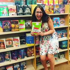 Abby Cooper - Four years ago today, I saw my first book in...   Facebook