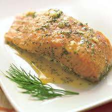 Garlic-Dill Salmon - Rachael Ray In Season