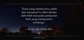 kata kata taubat bijak indah sedih cinta dalam islam lengkap