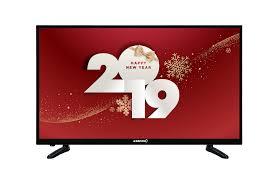 Tivi LED HD 25 Inch Asanzo 25S200T2 (HDMI, VGA, AV, Truyền hình số mặt đất,  Âm Thanh Vòm Ảo Dolby) - Bảo Hành 2 năm