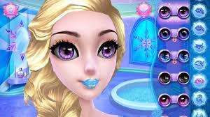 disney elsa frozen games