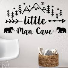 Woodland Nursery Wall Decals Wayfair
