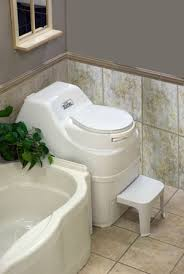 sun mar composting toilets and garden