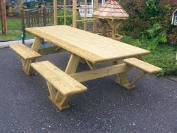diy wood outdoor table google search