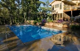 Swimming Pool Backyard Designs Home Interior Decor Ideas Pools Inground Elements And Style Natural Waterfall Design Small Back Yard Exotic With Grottos Crismatec Com