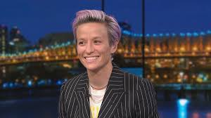 Megan Rapinoe: This moment is 'so much more than soccer'