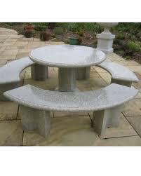 round garden table set vxlnt