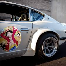 Buy One Piece Anime Decals