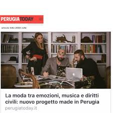 Perugia Today – The Style Researcher Magazine