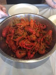 I Ate] Vietnamese-Cajun Crawfish! : food