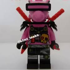 Lego Ninjago 2020 ( Wolf Head Samurai Warrior ) Minifigure Leak ...