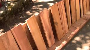 How To Make Planter Boxes From Cedar Fence Boards Youtube