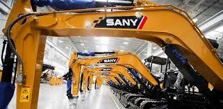 sany equipment construction machinery