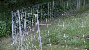 Electric Movable Fencing For Sheep Goats And Cows Youtube