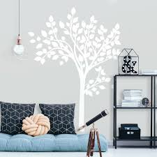 Zoomie Kids Simple Tree Peel And Stick Giant Wall Decal Reviews Wayfair
