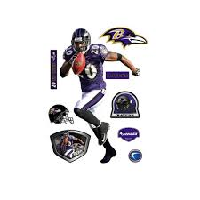 Ed Reed Baltimore Ravens Wall Decal Unoooomonassa