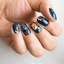 16 fabulous fall nail art ideas to