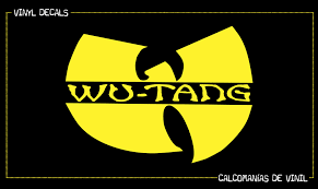 Wu Tang Clan 3 5x3 Vinyl Cut Sticker Rap Stickers Hip Hop Stickers Calcamonias De Rap Calcamonias De Hip Hop West Side Stickers East Side Stickers