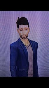 Adam young of Owl City : Sims4