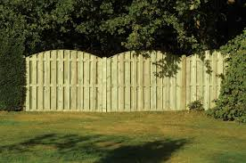 Double Sided Paling Timber Panel Garden Fencing Ashford Kent