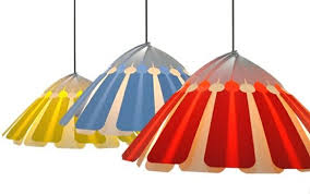 eclectic lamp shades