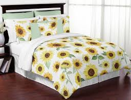 white sunflower boho fl
