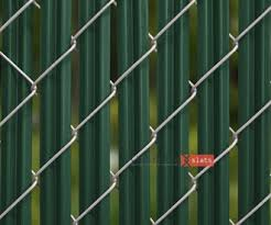 Fenpro Fence Privacy Tape For Weaving Into Chain Link Fences