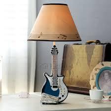 Creative Guitar Kids Room Lamp Music Dimmer
