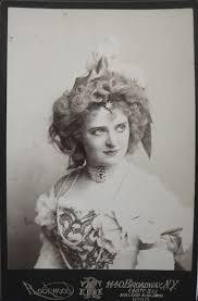 Hilda Clark. Photographer: George G. Rockwood, NY. @1889 | Retro ...