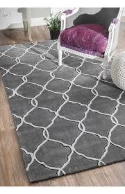 keno linked trellis slate rug rugs usa