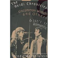 The Heidi Chronicles - By Wendy Wasserstein (Paperback) : Target