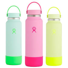 Hydro Flask 40 Oz Wide Mouth Boot Prism Pop Colors The Vandalstore