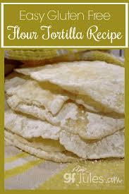 gluten free flour tortillas soft