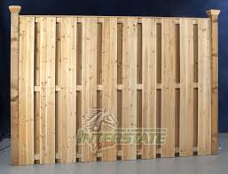 Semi Private Wood Fencing In Collegeville Pa Paramount Fencing Inc Paramount Fencing Com